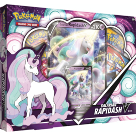 Pokemon TCG Galerian Rapidash V Box - The Pokemon Company [Pre-Order]
