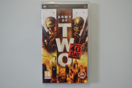 PSP Army of Two The 40th Day