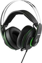 Gaming Headset voor PS4 en Xbox One (Groen) - Konix [Nieuw]