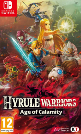 Switch Hyrule Warriors Age of Calamity [Pre-Order]