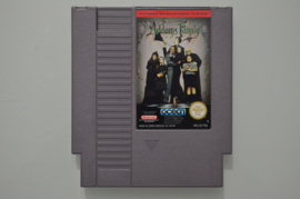NES The Addams Family