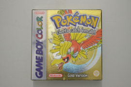 GBC Pokemon Goud / Pokemon Gold Version [Compleet]