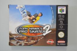 N64 Tony Hawk's Pro Skater 2 [Compleet]