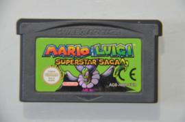 GBA Mario & Luigi Superstar Saga