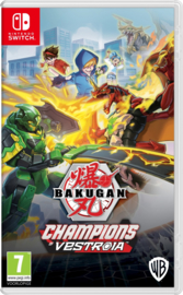 Switch Bakugan Champions Of Vestroia [Pre-Order]