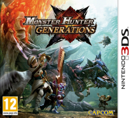 3DS Monster Hunter Generations [Nieuw]