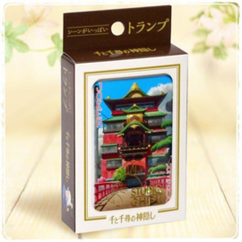 Spirited Away Playing Cards - Studio Ghibli