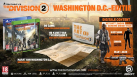 Xbox One Tom Clancy's The Division 2 [Nieuw]