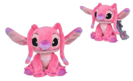 Disney Pluche Lilo & Stitch Angel (20cm) - SimbaToys [Nieuw]