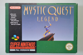 SNES Mystic Quest Legend [Compleet]