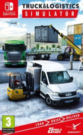 Switch Truck + Logistics Simulator [Pre-Order]