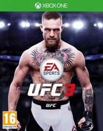 Xbox One UFC 3 [Nieuw]