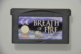 GBA Breath of Fire
