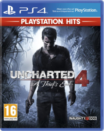 Ps4 Uncharted 4 A Thief's End (Playstation Hits) [Nieuw]