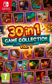 Switch 30 in 1 Game Collection Vol 1 [Nieuw]