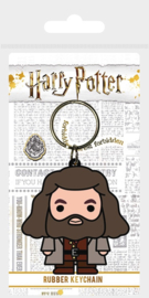 Harry Potter Sleutelhanger Hagrid Chibi - Pyramid International