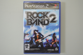 Ps2 Rock Band 2 [Nieuw]