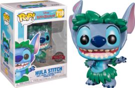 Disney Lilo & Stitch Funko Pop - Hula Stitch #718 Special Edition [Nieuw]