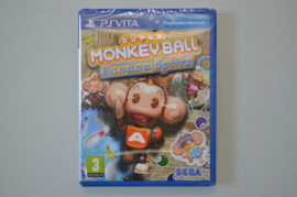 Vita Super Monkey Ball Banana Splitz [Nieuw]
