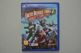 Vita Earth Defense Force 2 Invaders from Planet Space