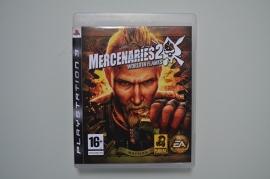Ps3 Mercenaries 2 World in Flames