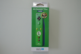 Nintendo Wii Mote Plus Luigi Edition [Compleet]