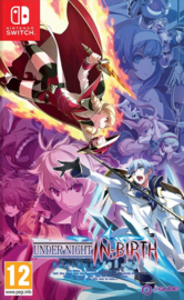 Switch Under Night In-Birth Exe: Latecl-r [Pre-Order]