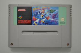 SNES Mega Man X