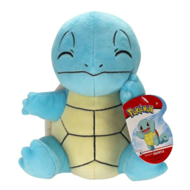 Pokemon Pluche Squirtle Sitting - Wicked Cool Toys [Nieuw]