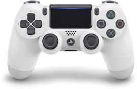 Playstation 4 Controller Wireless Dualshock V2 (Glacier White) - Sony [Nieuw]