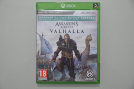 Xbox Assassins Creed Valhalla (Xbox One/Xbox Series X)
