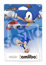 Amiibo Sonic - Super Smash Bros [Nieuw]