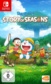 Switch Doraemon Story of Seasons [Nieuw]