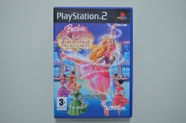 Ps2 Barbie 12 Dancing Princesses
