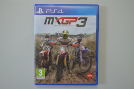 Ps4 MXGP 3 The Official Motocross Videogame