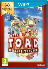 Wii U Captain Toad Treasure Tracker (Nintendo Selects) [Nieuw]