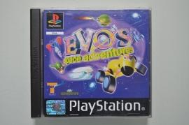 Ps1 Evo's Space Adventures