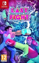 Switch Last Fight [Pre-Order]