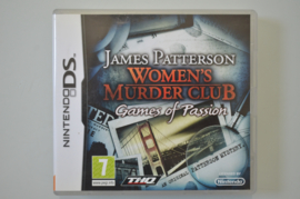 DS James Patterson Women's Murder Club - Games of Passion