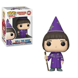 Stranger Things Funko Pop Will The Wise #805 [Nieuw]