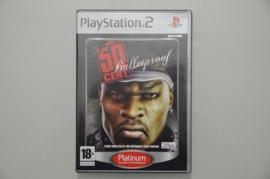 Ps2 50 Cent Bulletproof (Platinum)