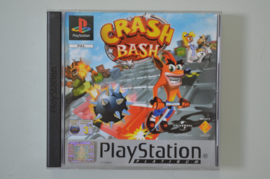 Ps1 Crash Bandicoot Crash Bash (Platinum)
