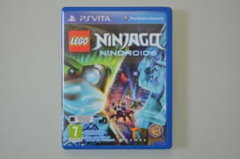 Vita Lego Ninjago Nindroids