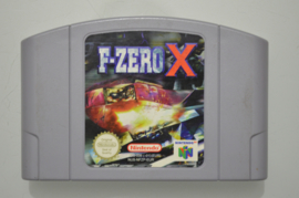 N64 F-Zero X
