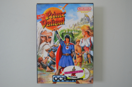 NES The Legend of Prince Valiant [Compleet]