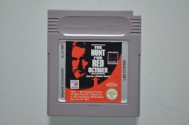 Gameboy The hunt for Red October