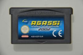 GBA Agassi Tennis Generation 2002