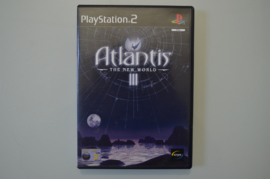 Ps2 Atlantis III The New World