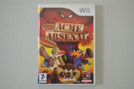 Wii Looney Tunes Acme Arsenal
