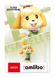 Amiibo Isabelle Animal Crossing - Super Smash Bros [Nieuw]
